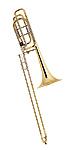 Bach Stradivarius 50B30 Lacquer - Bass Trombone