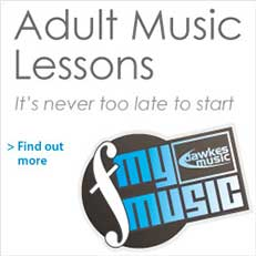 My Music is adult only teaching school