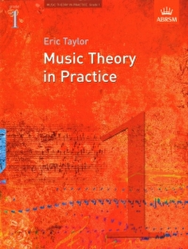 Music Theory In Practice  Grade 1 Abrsm