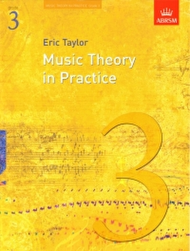Music Theory In Practice  Grade 3 Abrsm