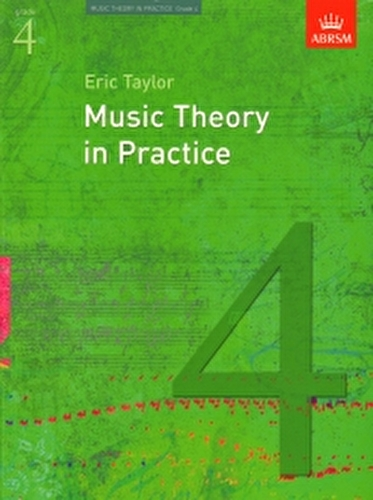 Music Theory In Practice  Grade 4 Abrsm