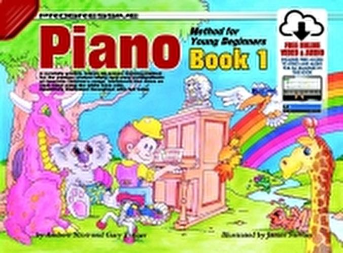 Progressive Piano Method For Young Beginners 1