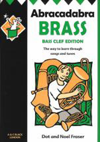 Abracadabra Brass Bass Clef edition