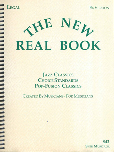 New Real Book Volume 1 Eb book