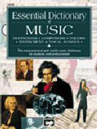 Essential Dictionary Of Music Harnsberger