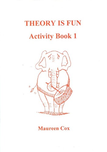 Theory Is Fun Activity Book 1 Cox