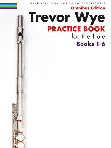 Wye Practice Book For Flute Omnibus Books 1-6