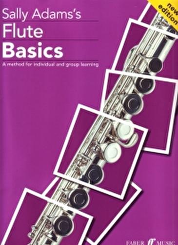 Flute Basics Adams Pupils Book