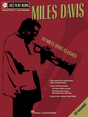 Jazz Play Along 02 Miles Davis Book & Cd