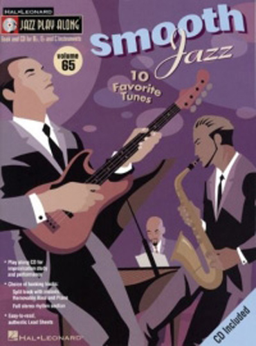 Jazz Play Along 65 Smooth Jazz Book/Cd