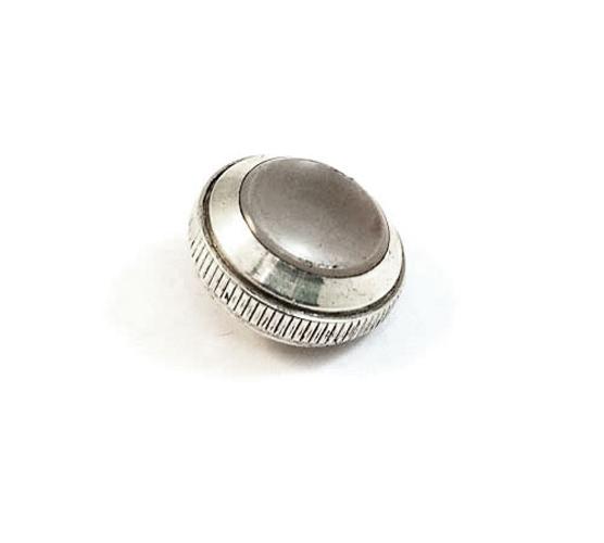 Finger Button - Euphonium Corton/B&H400/AK - Silver Plate