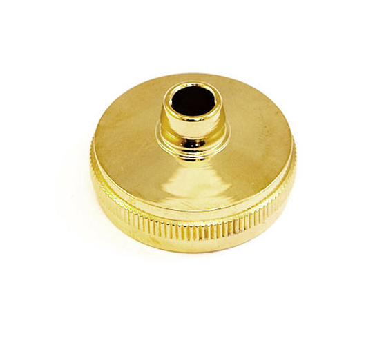 Light Bottom Cap - Besson Prestige1,2,3 - Gold Plated German build only