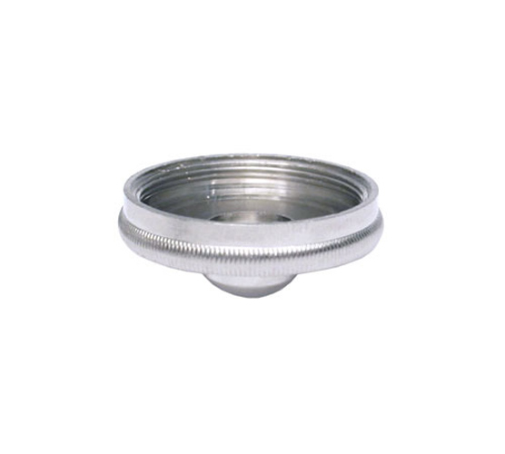 Bottom Valve Cap - Jupiter French Horn - Nickel