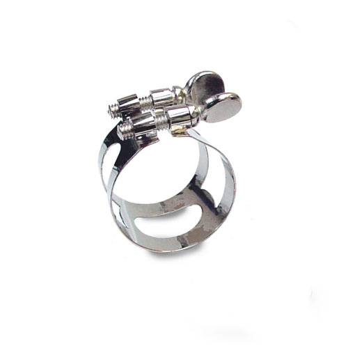 Lucien Bb Clarinet Ligature - Nickel Plated