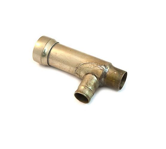 Cork Receiver with Slide Lock - m/piece side