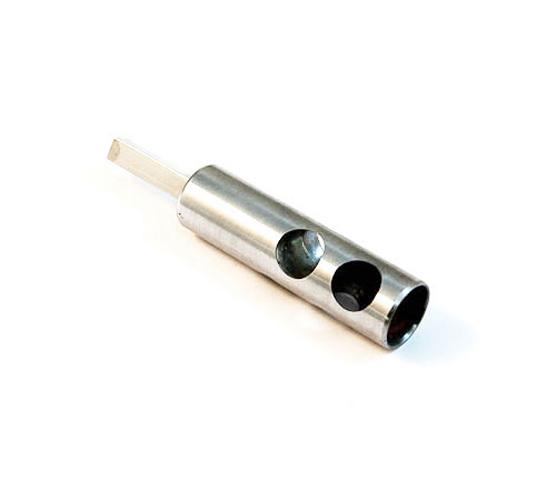 Piston No.1 - Square Shank - Trumpet Corton/B&H400/AK
