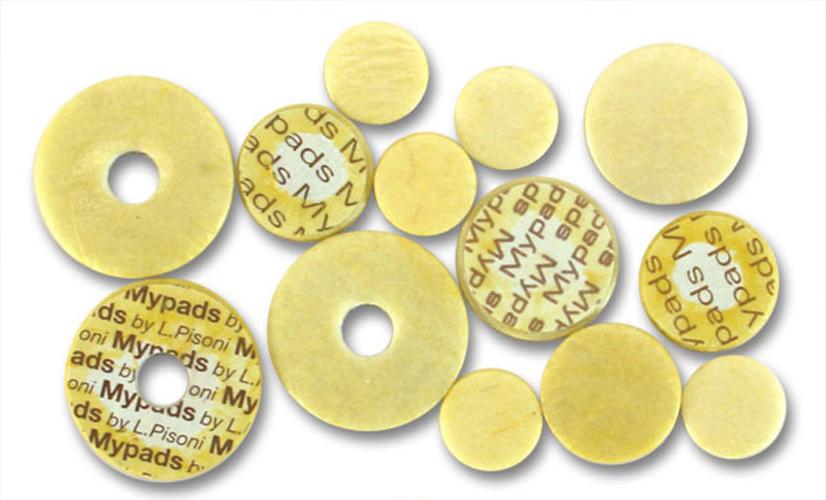 Thin Yellow Skin Flute Pad
