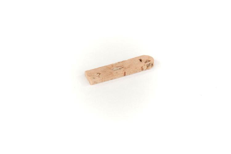 Key Cork - Flute RH Action F Key Heel