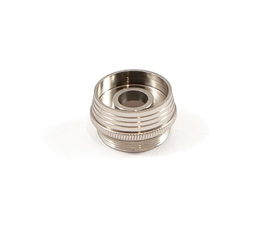 Top Cap - Nickelplate - 606/607 Trumpet