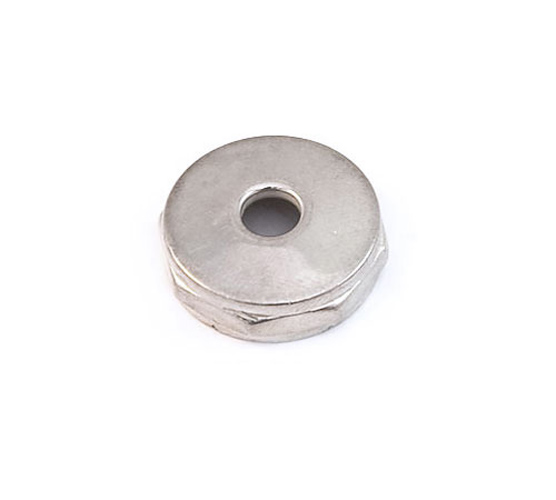 Bottom Cap - B&H 78 Trumpet - Silver Plate