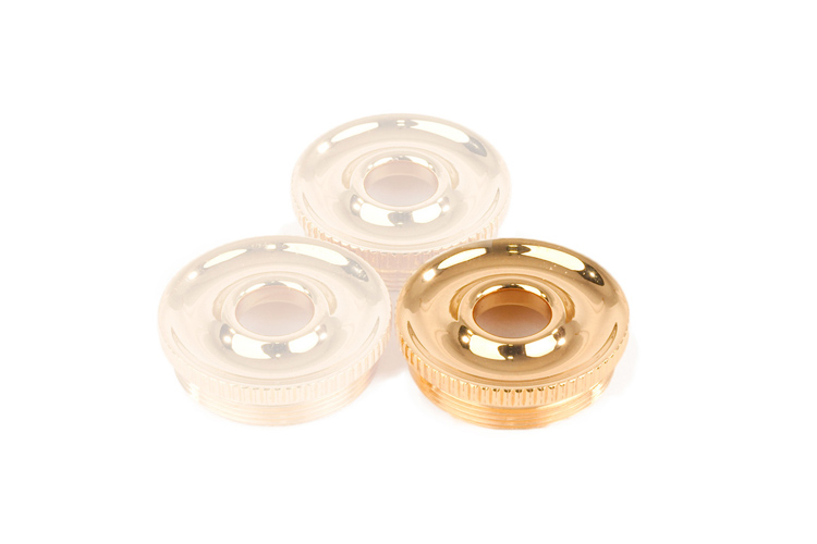 Top Cap Gold Plated - Besson Prestige Cornet