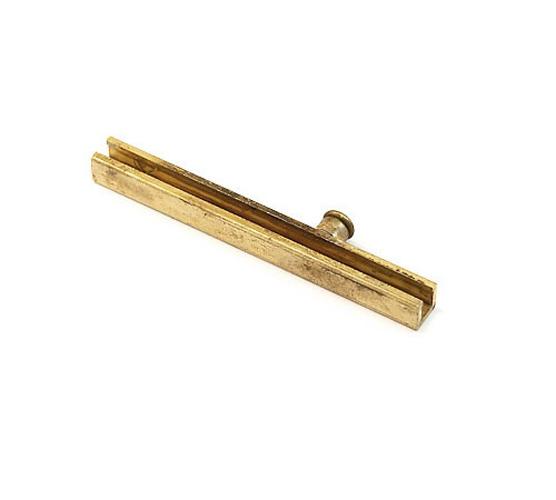 Getzen Tuning bell Slide Channel - Bell side