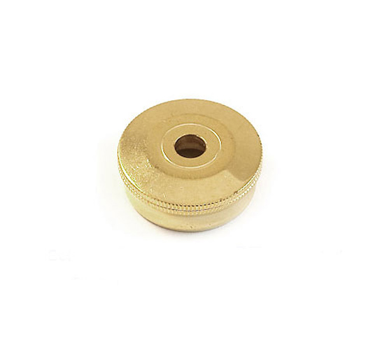 Bottom Cap - Custom Gold Plated