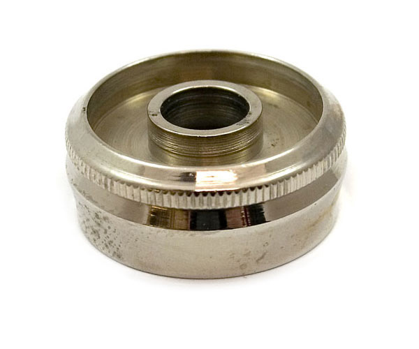 Top Cap - Nickel Plated