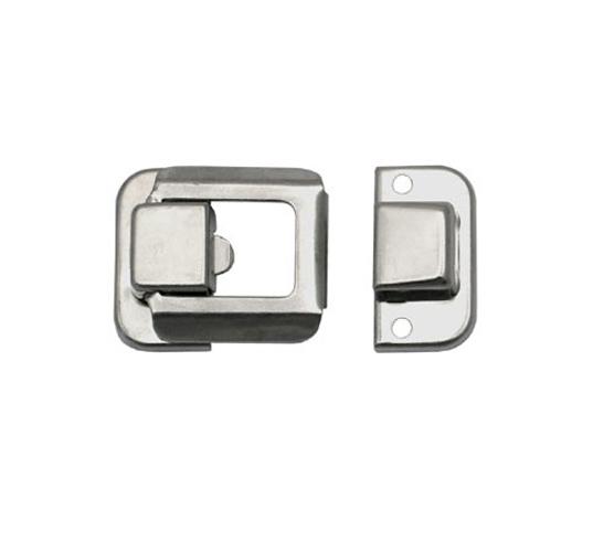 Case Latch Nickel, 1.5inch x 1.25inch