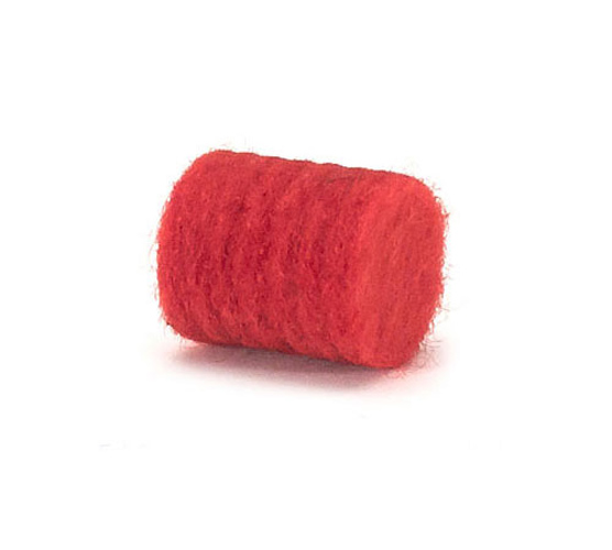 Felt Bumper - Red - 9mmx12mm
