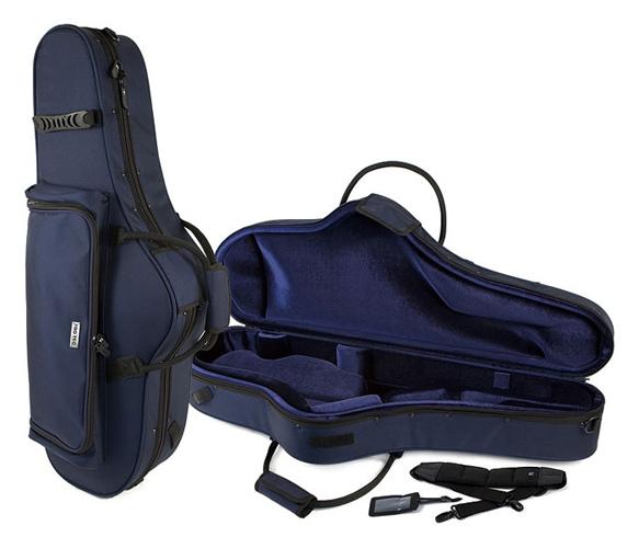 Protec PB305CTBX Contoured Pro Pac Tenor Sax Case - Blue