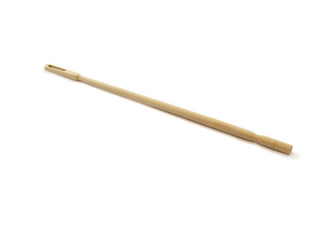 T J James Flute Cleaning Rod - Wood
