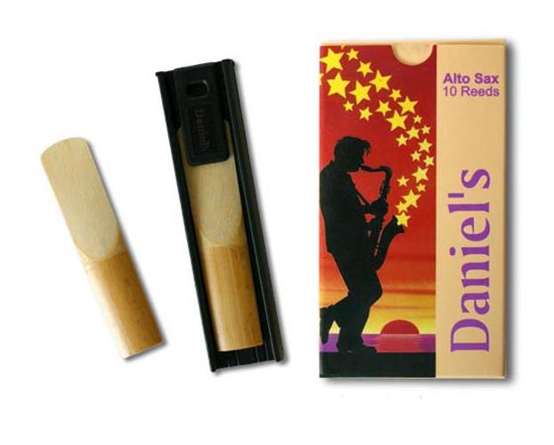Daniels Alto Saxophone Reed