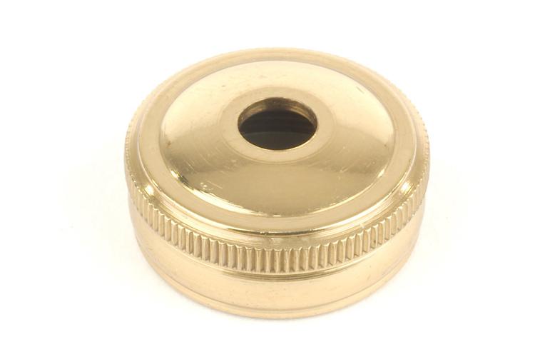 Bottom Cap - Lacquer - Benge Trumpet