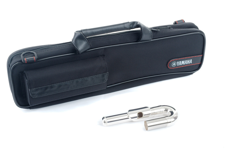 Yamaha Curved Head Joint and Case Cover
