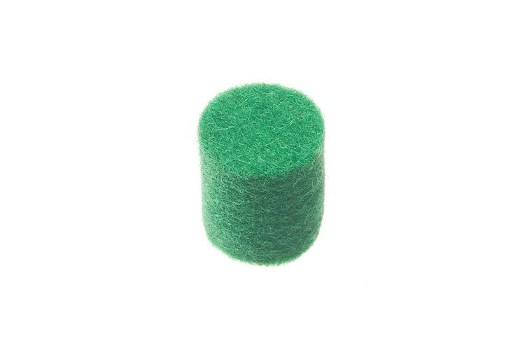 Felt Bumper - Green - 10mmx12mm