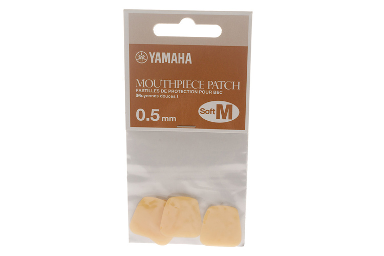 Yamaha Mouthpiece Patch - Medium 0.5 mm Soft Type
