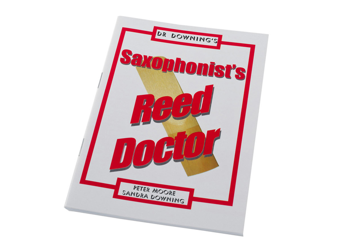 Dr Downing - Saxophonist's Reed Doctor