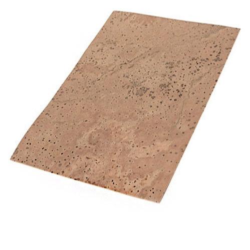 Natural Cork Sheet 15cmx10cm Thickness 0.5mm
