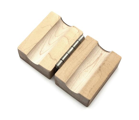 Valve Lapping Block, Large Baritone, 19mm