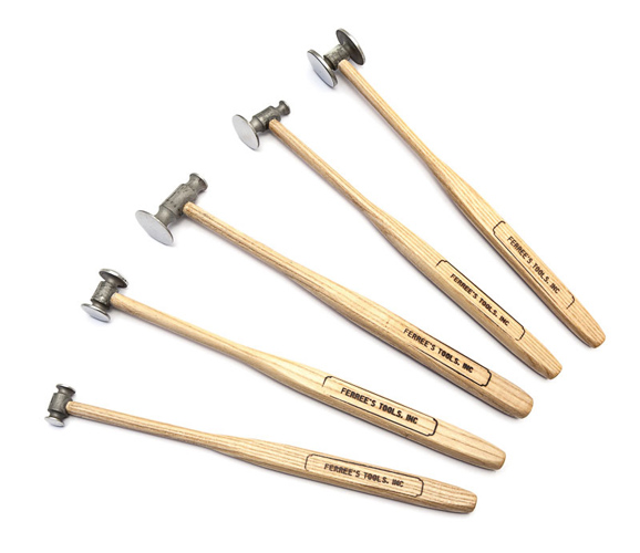 Dent Hammers - Set of 5