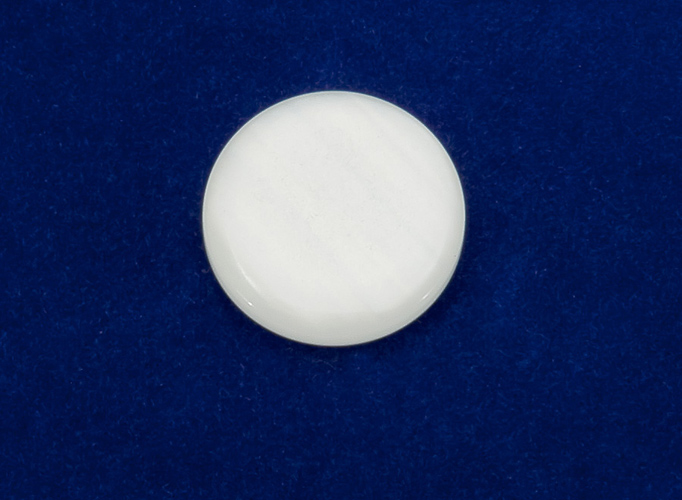 Finger Button Pearl 12.6mm - Jupiter