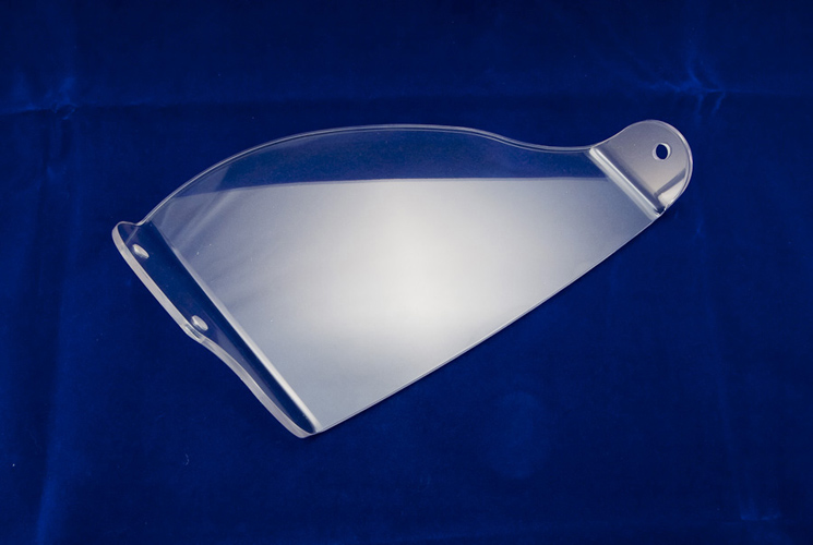 Belly Guard Plate - Clear - Besson Prestige Euphonium