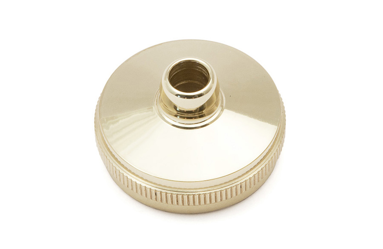 Bottom Cap - 4th Valve - Lacquer - German Fit Only