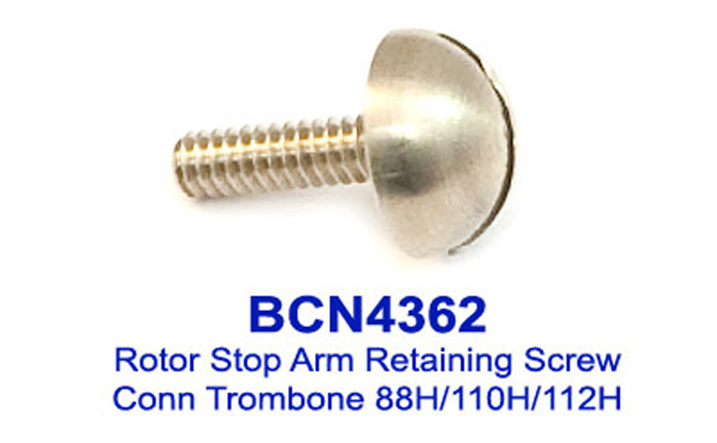 Rotor Stop Arm Retaining Screw