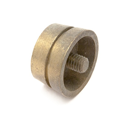 Finger Button - Small Brass without Pearl - Besson Old Style