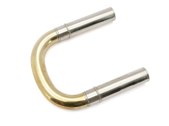 4th Valve Slide Assembly Raw Brass - 784/982/981