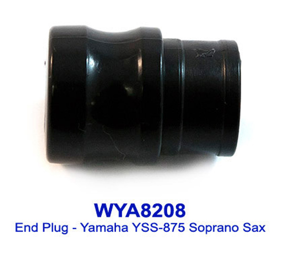 End Plug - Yamaha YSS-875 Soprano Sax