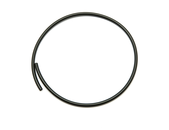 Heat Shrink Tubing Black, 2.4mm OD x 300mm