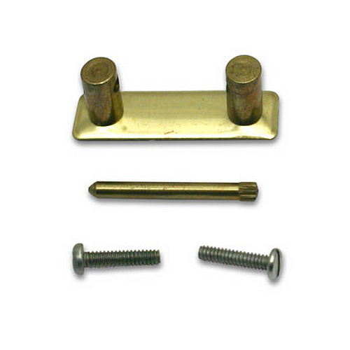 Handle Loop, Brass Plate, 34.9mm x 15.9mm